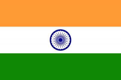 03:05インド国旗